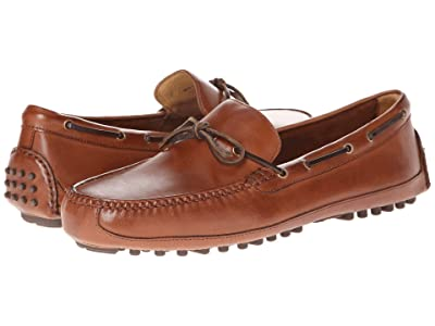 Cole Haan Grant Canoe Camp Moc (Papaya) Men