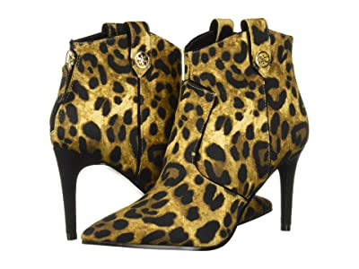 GUESS Boscoe (Leopard) Women