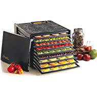 Excalibur 3900B 9-Tray Electric... Excalibur 3900B 9-Tray Electric Food Dehydrator with Adjustable Thermostat Accurate Temperature...