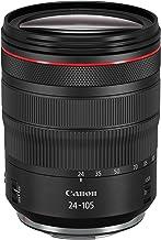 Canon RF 24-105mm F4L is USM RF24-105LIS Compact System Camera Lens Black