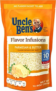 UNCLE BEN`S Flavor Infusions: Parmesan & Butter (6pk)
