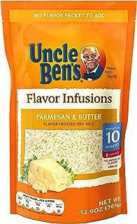 UNCLE BEN'S Flavor Infusions: Parmesan & Butter (6pk)