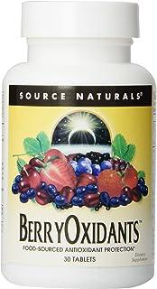 Source Naturals BerryOxidants, 30 Tablets