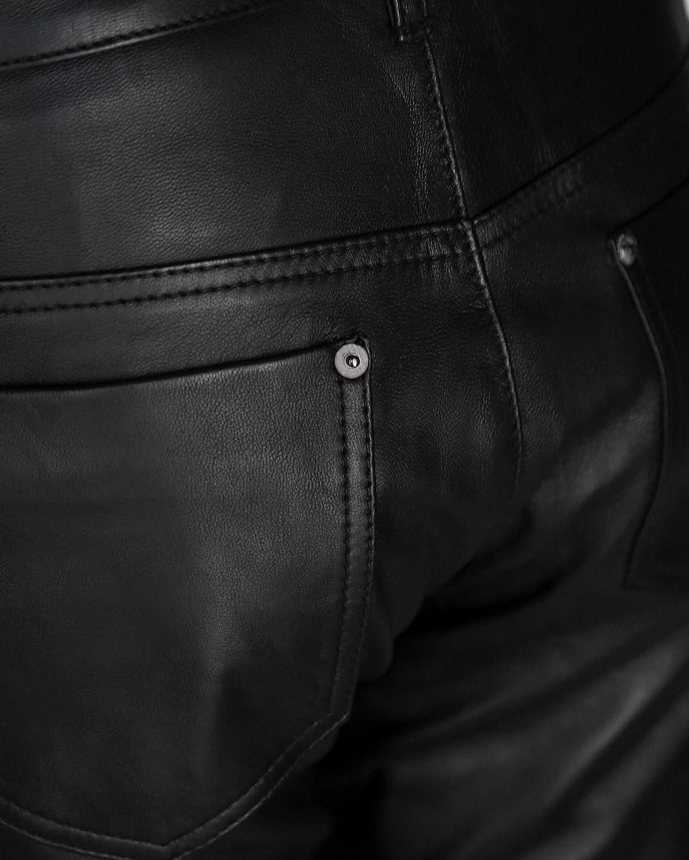 JCC Damen Lederhose 5-Pocket 31019444