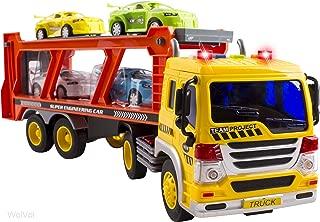 Best 4 car carrier tow truck Reviews