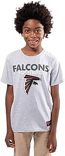 NFL Boys' Active Crew Neck Tee Shirt