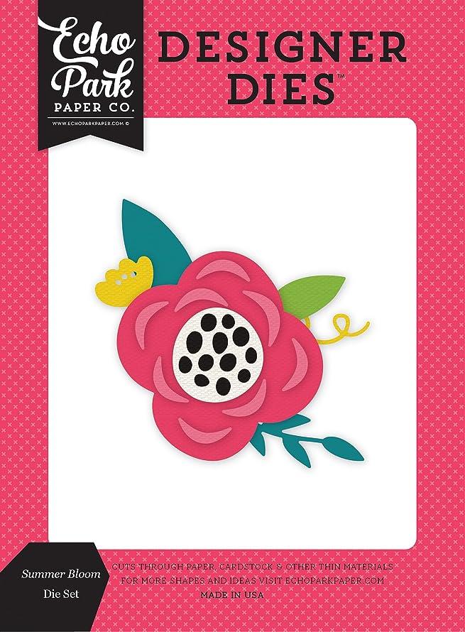 Echo Park Paper Company Summer Bloom Die Set