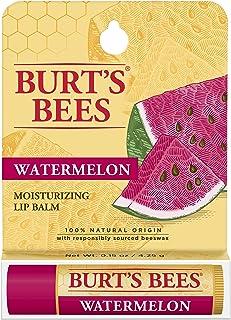 Burt's Bees Lip Balm, Watermelon, 1 Tube, 4.25 Grams