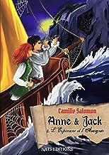 Anne & Jack, tome 3 : L'espionne et l'araignée