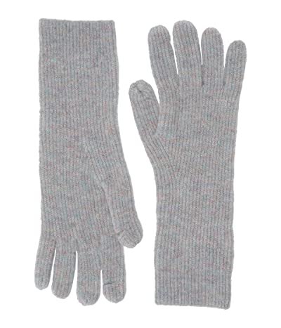 J.Crew Supersoft Easy Ribbed Gloves (Chanticlaire) Dress Gloves