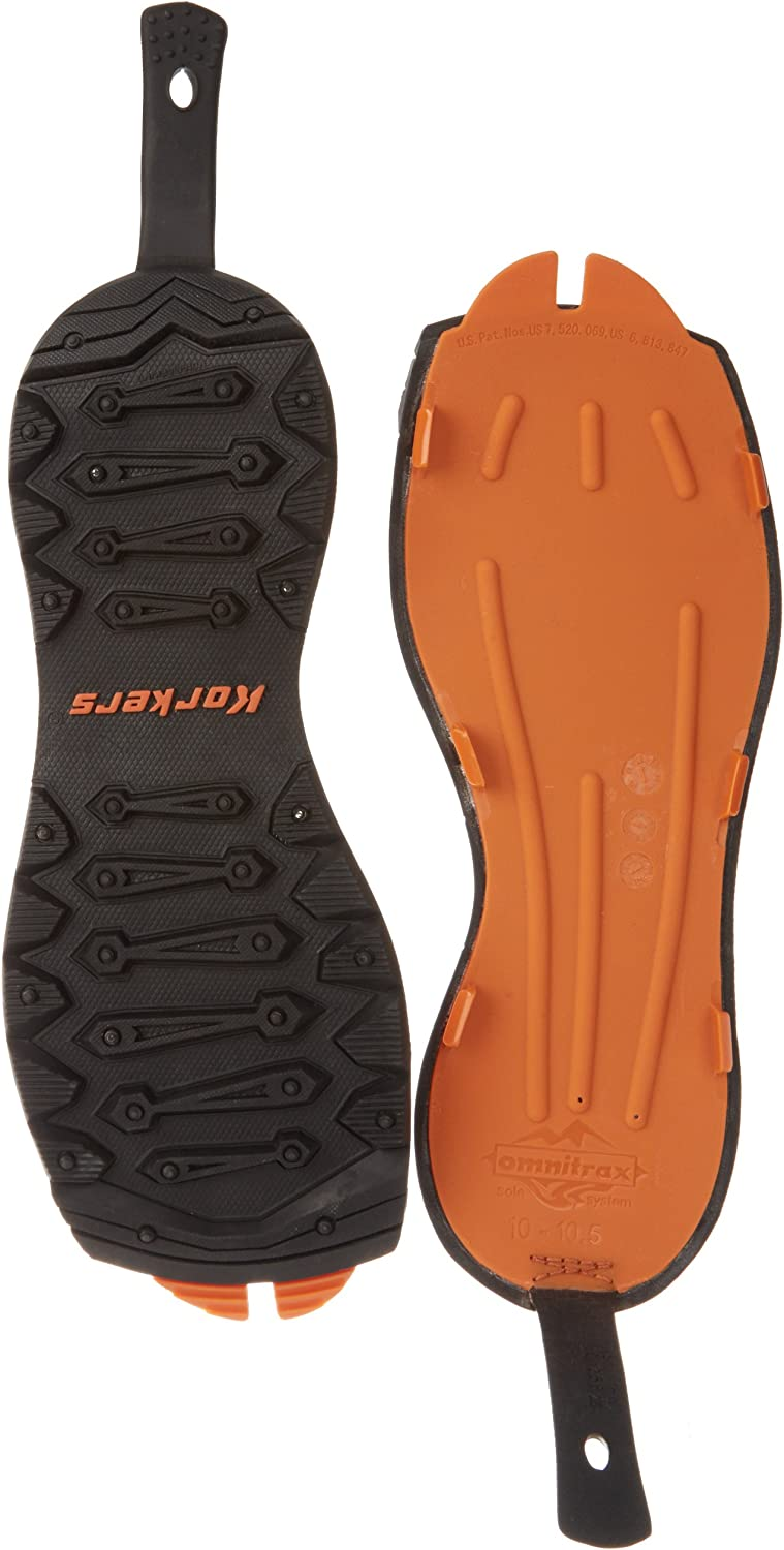 Korkers OmniTrax v3.0 Store Interchangeable online shopping Sole - IceTrac