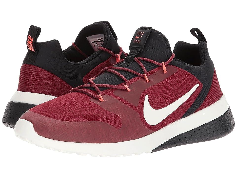 Nike CK Racer (Dark Team Red/Sail/Black/Gym Red) Men