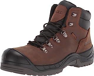 حذاء عمل رجالي Rocky Worksmart مركب عند الأصابع مضاد للماء
