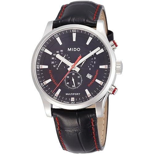 Mido M0054171605120 Watch Multifort Mens M005.417.16.051.20