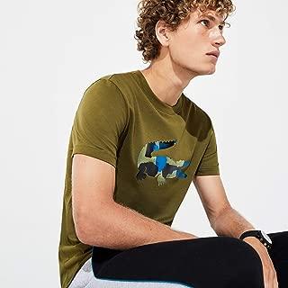 Lacoste Timsah Baskılı T Shirt ERKEK T SHİRT TH8449 28X