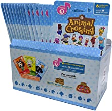 $59 » Animal Crossing Amiibo Cards Series 3 – Full box (18 Packs) (6 Cards Per Pack/108 Cards)