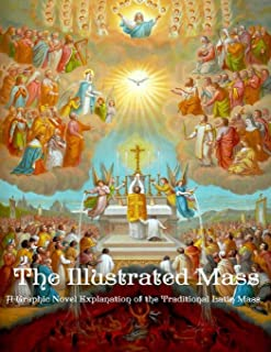 The Illustrated Mass: A Graphic Novel Explanation of the Traditional Latin Mass
