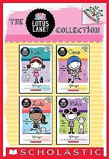 Lotus Lane #1-4 Collection
