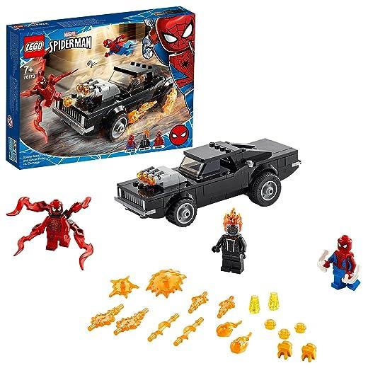 レゴ(LEGO) スーパー・ヒーローズ スパイダーマン&ゴーストライター vs.カーネイジ 76173