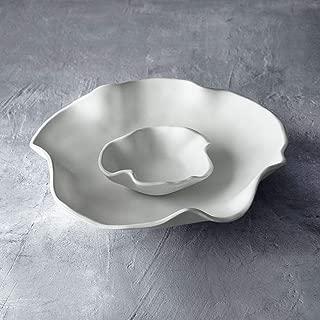 Beatriz Ball Collection Vida Nube Chip & Dip White