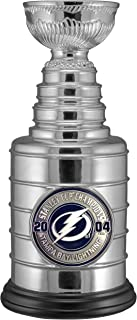 The Sports Vault NHL Tampa Bay Lightning 2300-21-2004Stanley Cup Resin Replica, Multi, One Size