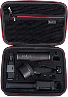 Smatree Estuche de transporte para Osmo Pocket Accessories  Bolsa Protectora para Osmo Extension Rod DJI Osmo Pocket Case Impermeable Kit de expansión