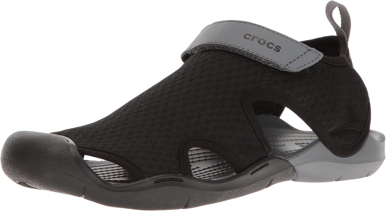 Crocs Women's Swiftwater Mesh Sandal Sport
