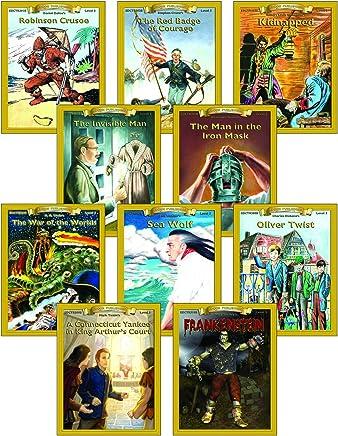 All 10 Level 3.0-4.0 Classic Books