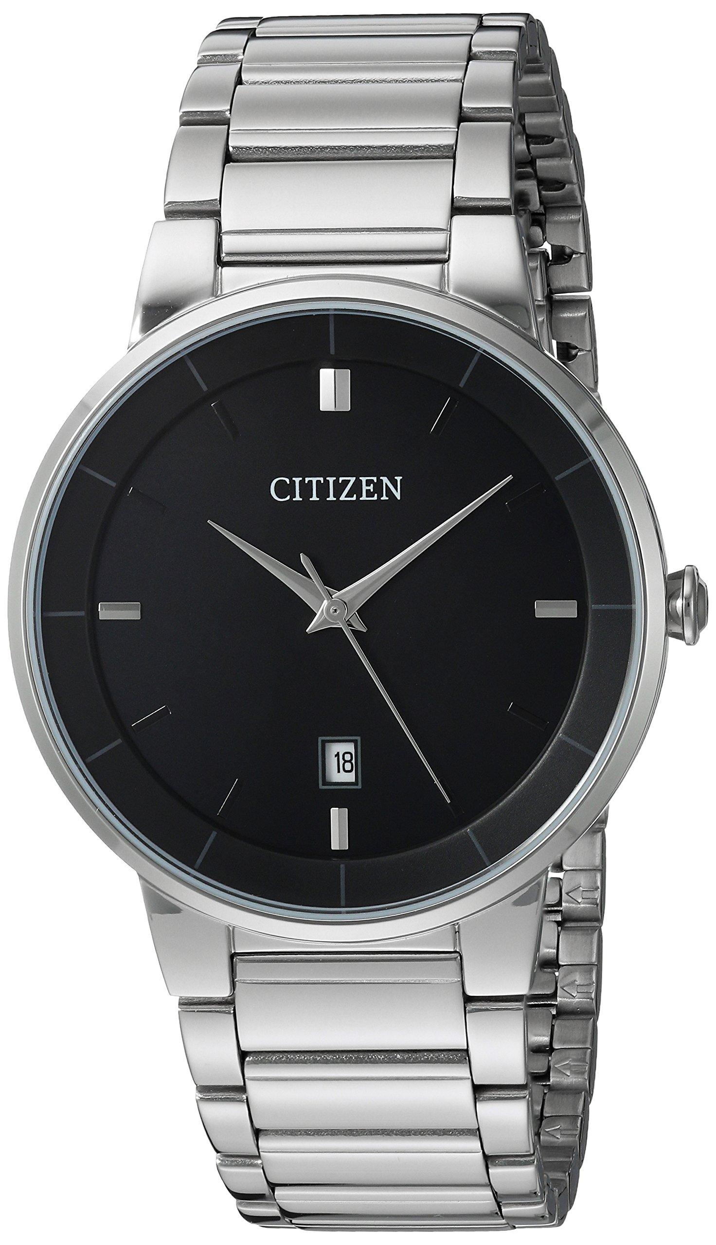 Citizen Quartz Stainless Steel BI5010 59E