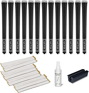 Golf Pride Tour 25-13 pc Golf Grip Kit (with Tape, Solvent, Vise clamp)