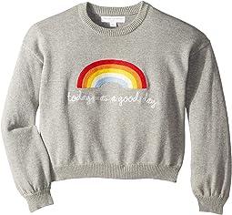 Rainbow Billow Sweater (Little Kids/Big Kids)