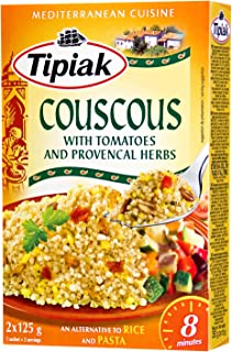 Tipiak Couscous with Tomatoes and Provencal Herbs - 250 gm