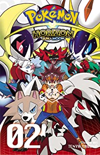 Pokemon Horizon: Sun & Moon, Vol. 2