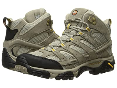 Merrell Moab 2 Vent Mid (Taupe) Women