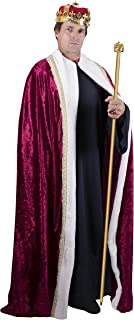 Halloween Costumes - King's Regal Robe Costume