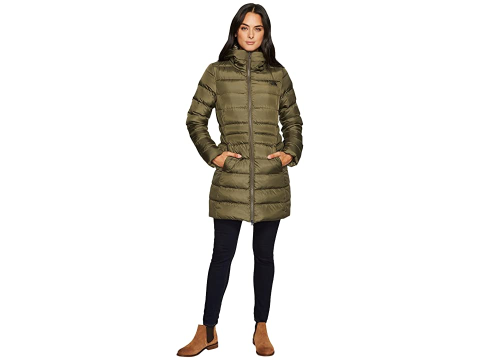 The North Face Gotham Parka II (New Taupe Green) Women