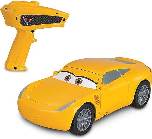 producto de calidad Cars Cars Cars 3 Crazy Crash and Smash RC [Cruz Ramirez]  marca de lujo