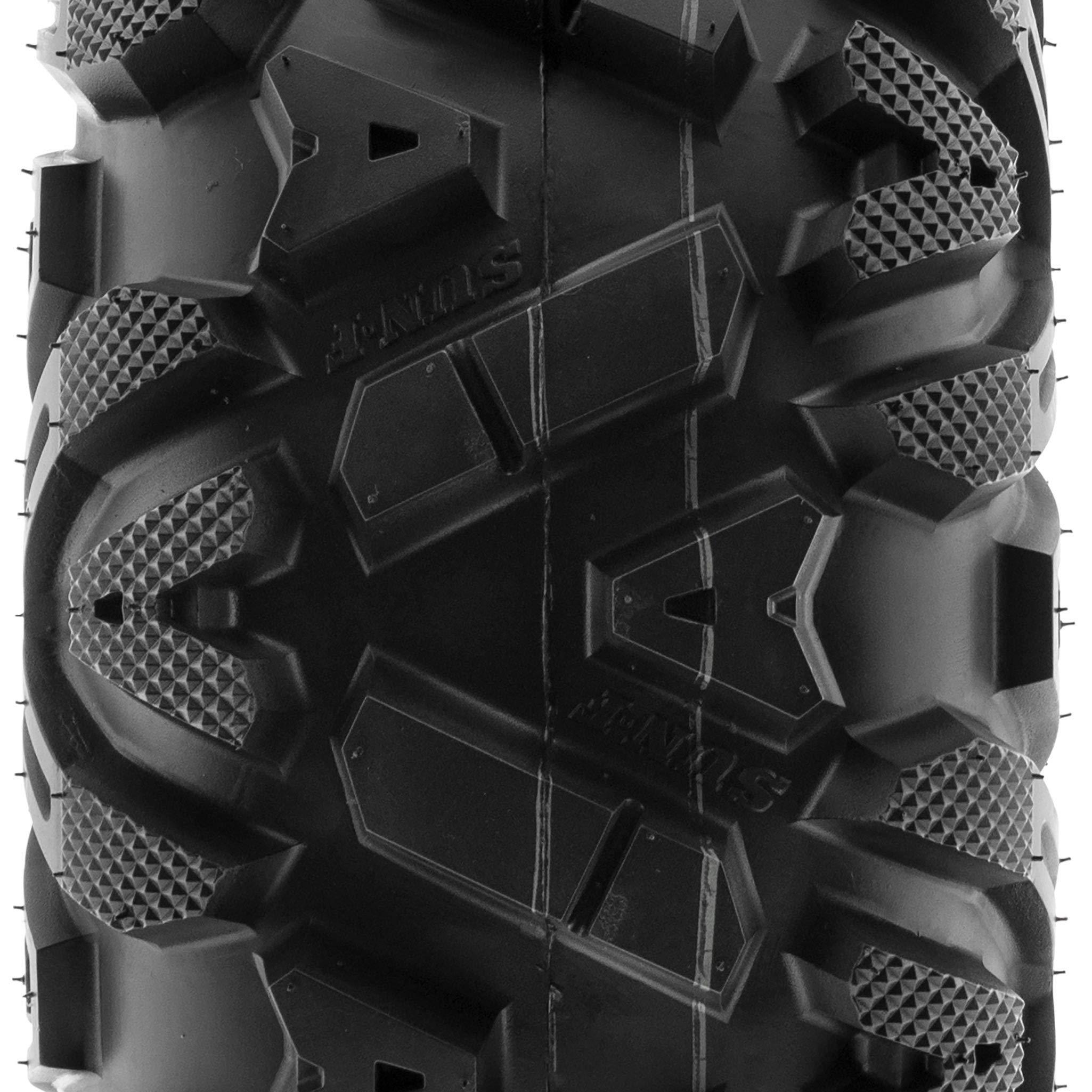6 Ply Tubeless SunF A033 Power.I 25x10-12 ATV UTV Tire All-Terrain Off-Road