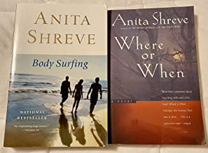 2 Books! 1) Body Surfing 2) Where or When