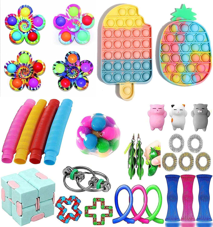 Fidget Toys Pack Sensory Set Cheap Fige List price Free Shipping New Toy