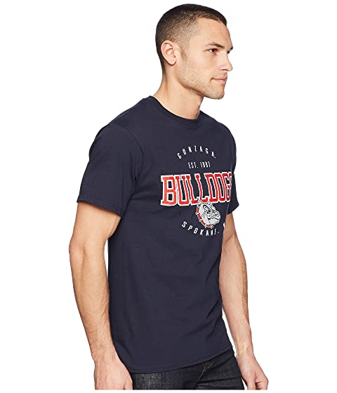 Quality Original Champion College Gonzaga Bulldogs Jersey Tee 2 Navy Cheap Footaction Outlet Many Kinds Of VzQJL