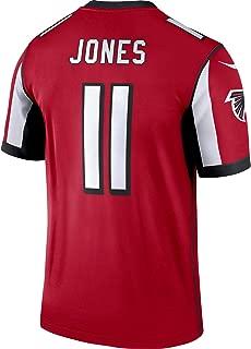 Outdoor Sport Men's Jones Red Game Julio #11 Tops
