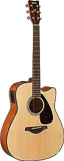 گیتار برقی صوتی و برش جامد جامد Yamaha FGX800C