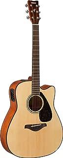 Yamaha FGX800C Solid Top Cutaway Acoustic-Electric Guitar