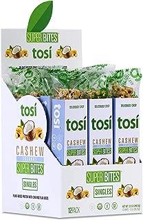 Best tosi cashew bars Reviews
