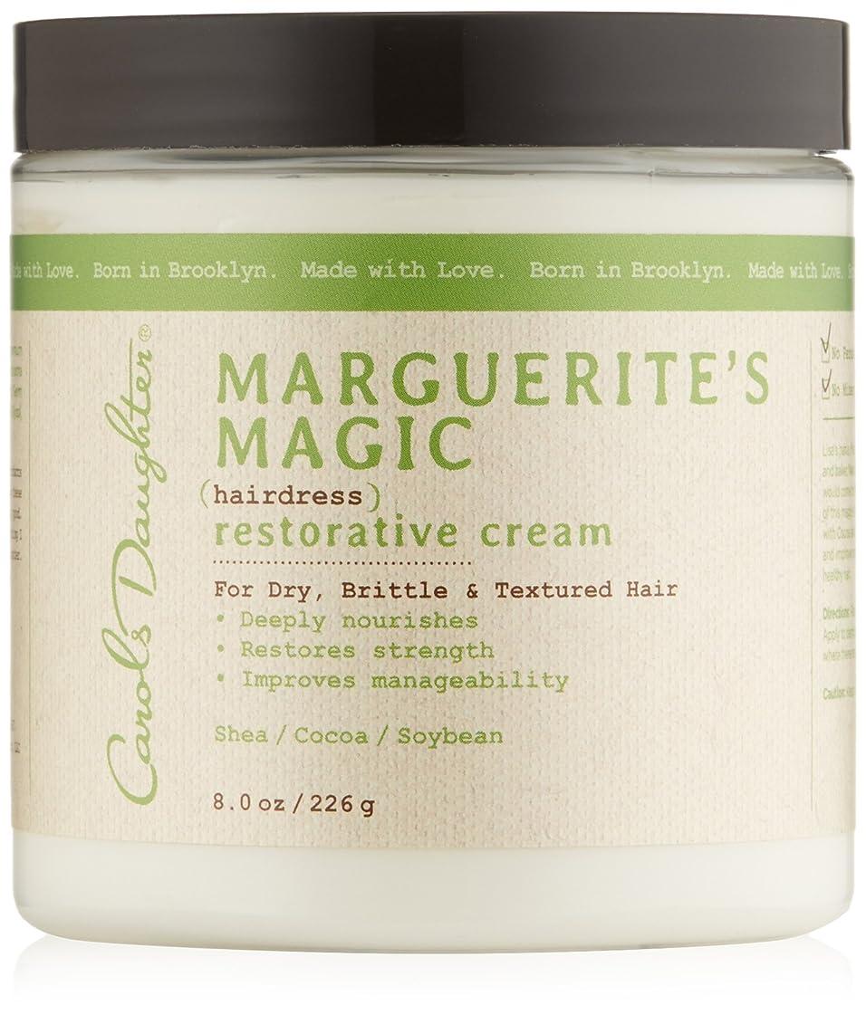 試みる祝福する絶望的なキャロルズドーター マルゲリーテス マジック ヘアドレス リストレーティブ クリーム (乾燥して切れやすい髪用) 226g/8oz