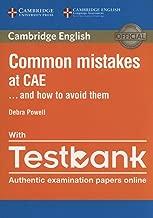 لارتكاب أخطاء الشائعة عند cae... و كيف تتجنبي عليها paperback مع testbank