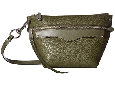 Rebecca Minkoff Hayden Crossbody (Hunter) Handbags