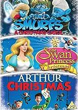Arthur Christmas / Smurfs Christmas Carol, the / Swan Princess Christmas, the - Set [Italia] [DVD]