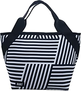 BUILT Jinx Insulated Lunch Tote, 14.5-Inch, Assorted
